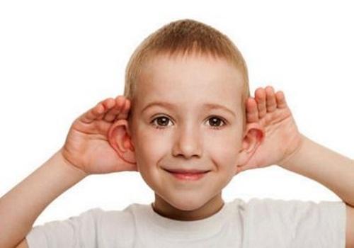 Упражнения для ушей