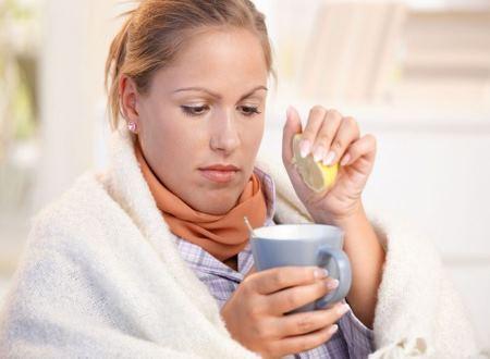 Воспаление горла при беременности