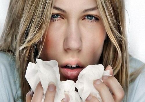 Воспаление носоглотки