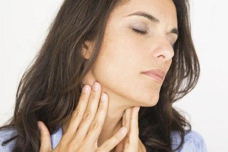 Возникновение кома в горле